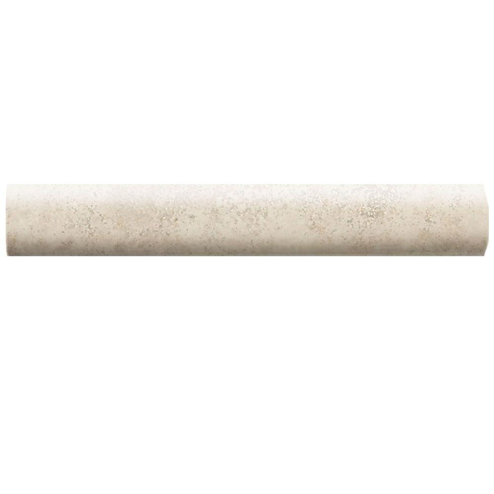 Quarter round tile trim tile the home depot ceramic quarter round wall tile dailygadgetfo Gallery