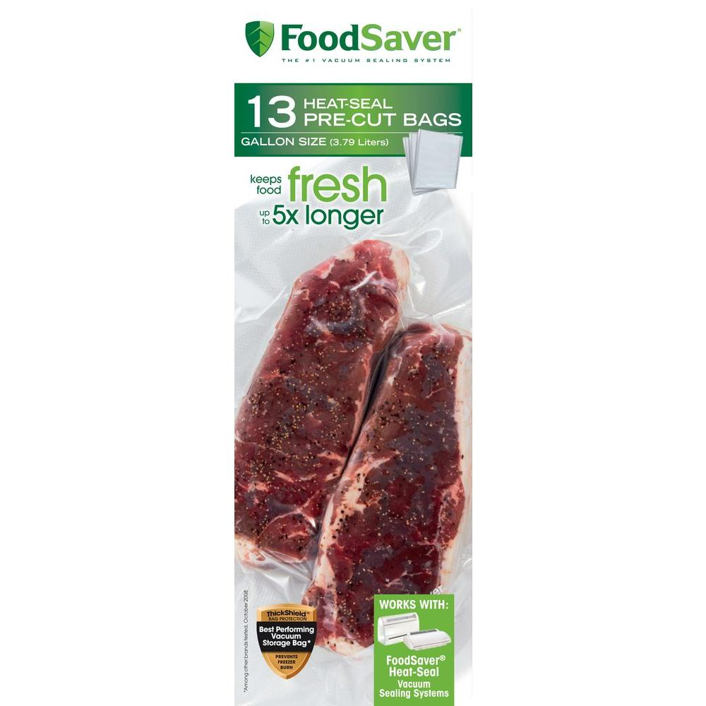 FoodSaver Vacuum Sealer Bag (Set of 25)