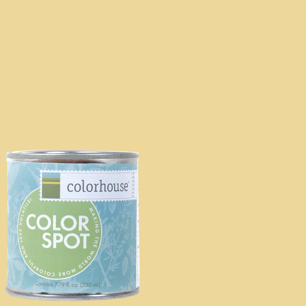Colorhouse 8 oz Beeswax 01 Colorspot Eggshell Interior Paint