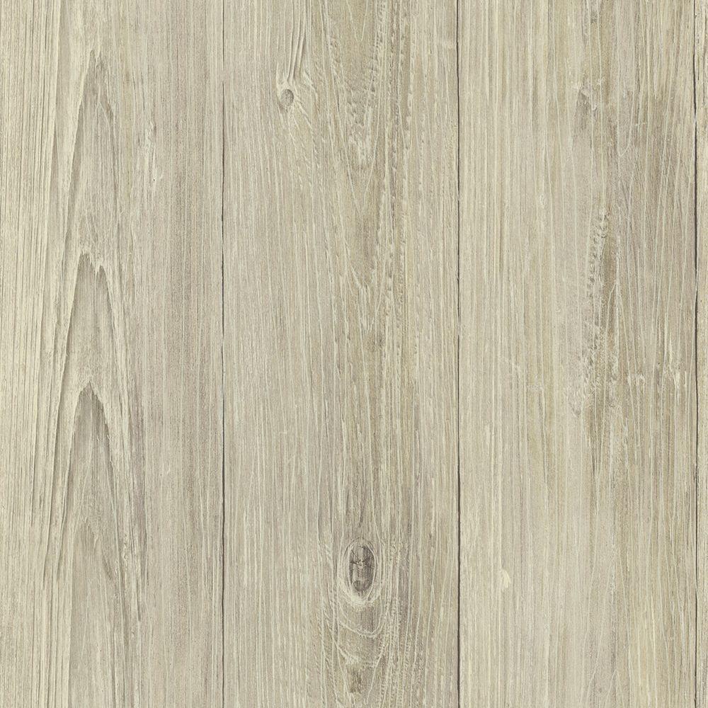 Chesapeake Cumberland Grey Faux Wood Texture Wallpaper TLL01444