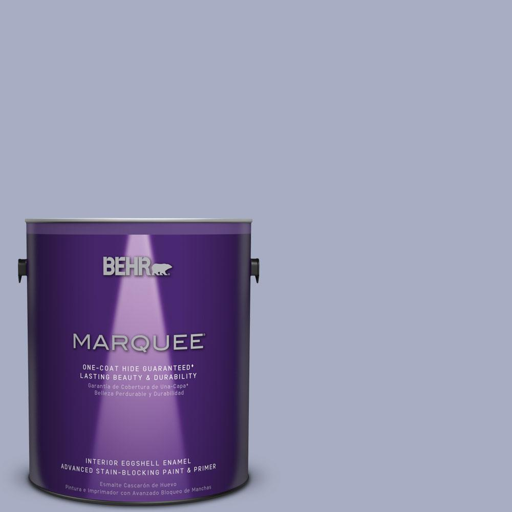 1 gal. #MQ5-13 Upscale One-Coat Hide Eggshell Enamel Interior Paint