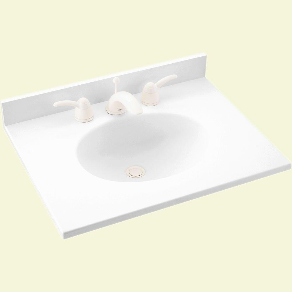 Swan Ellipse 25 In W X 19 D Solid