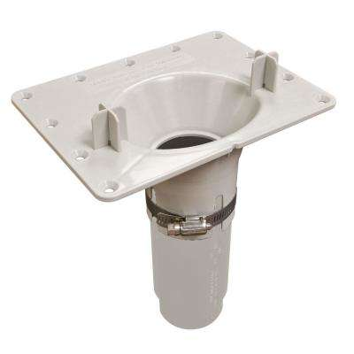 F2 Drain PVC Kit for Freestanding Bathtub