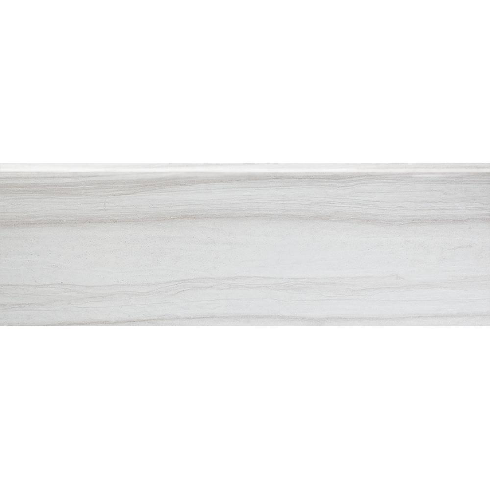 1x6 merola tile tile trim tile the home depot torcello bianco valetta s44c9 4 14 in x 12 3 dailygadgetfo Images