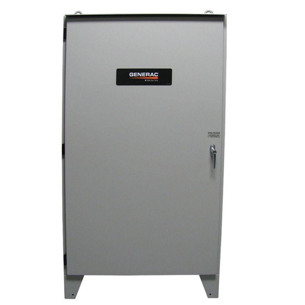 800-Amp 120/240 Non Service Rated Single Phase NEMA 3R Smart Transfer Switch