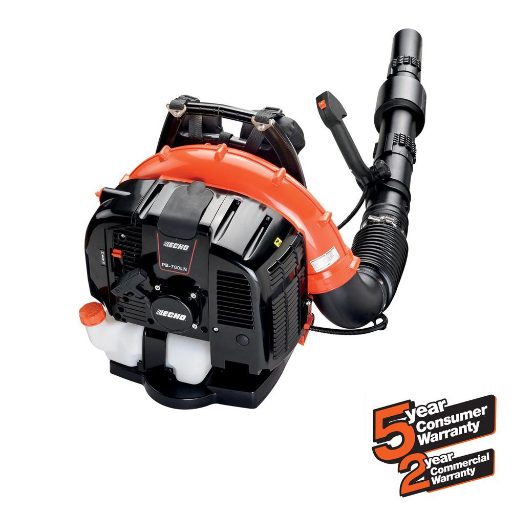 Stand Ride On Leaf Blower Rental: ECHO 214 MPH 535 CFM 63.3 Cc Gas 2-Stroke Cycle Backpack