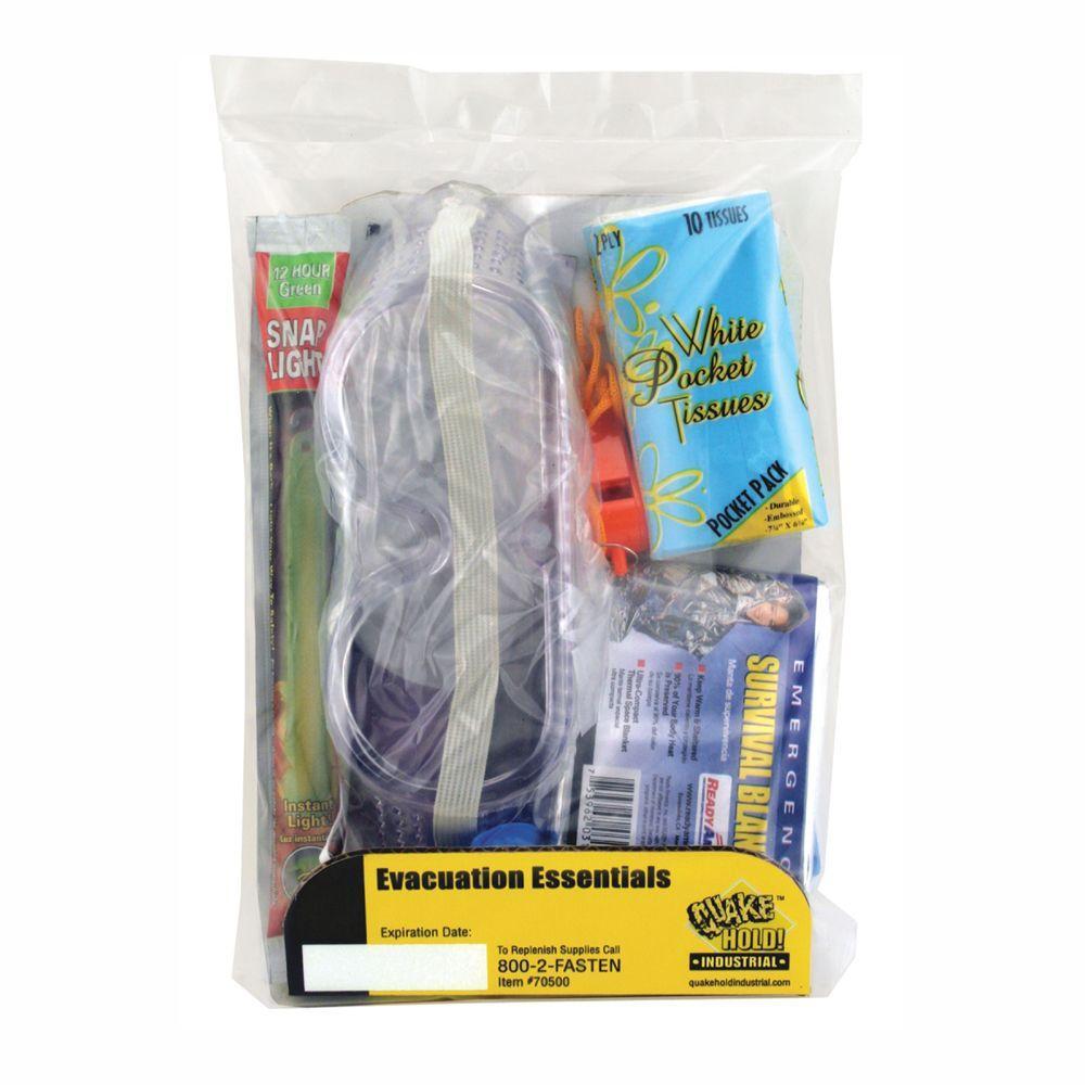 Evacuation Essentials Kit (6-Pack)