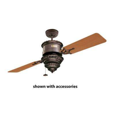 Cornerstone 54 in. LED Oil Rubbed Bronze Ceiling Fan  sc 1 st  Home Depot & Emerson - Lighting - The Home Depot