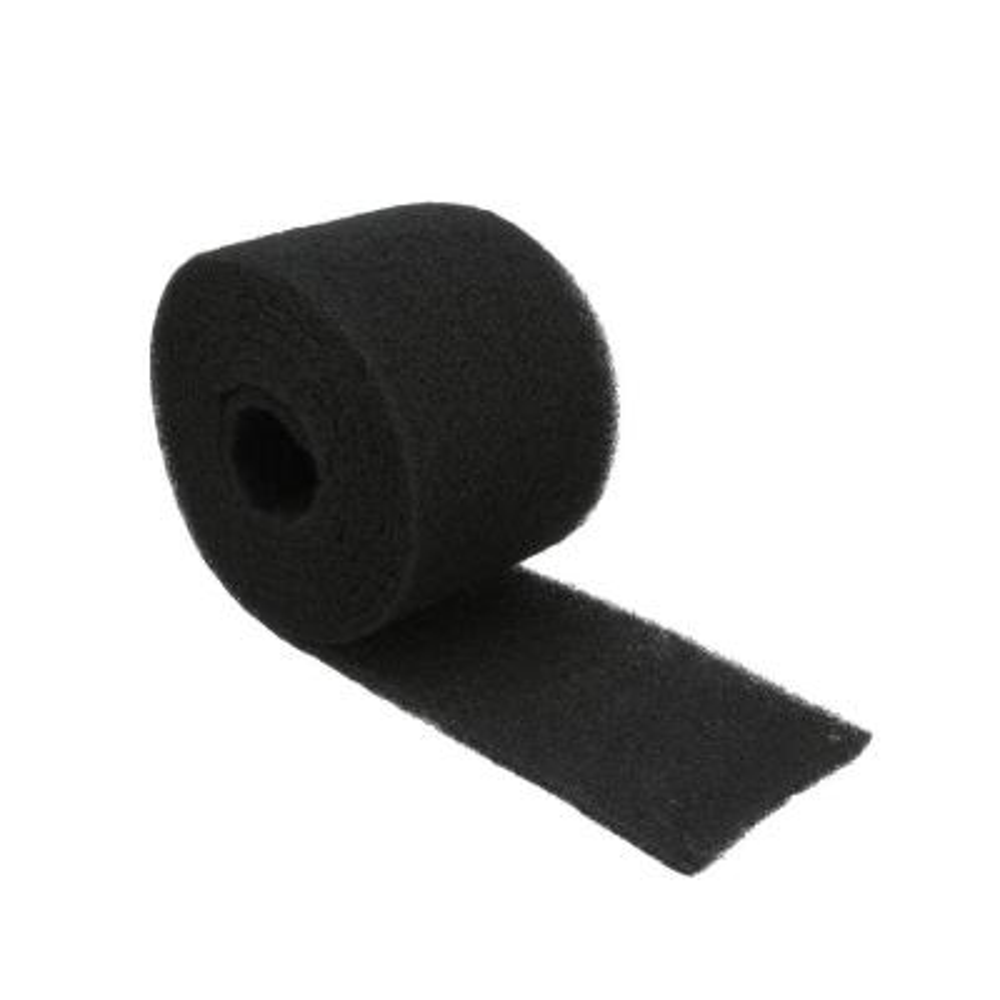20 ft. Mesh Roll Ridge Vent in Black