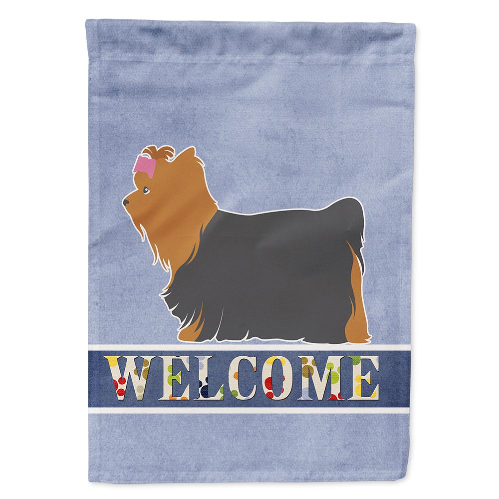 Carolineu0027s Treasures 11 In. X 15 1/2 In. Polyester Yorkshire Terrier
