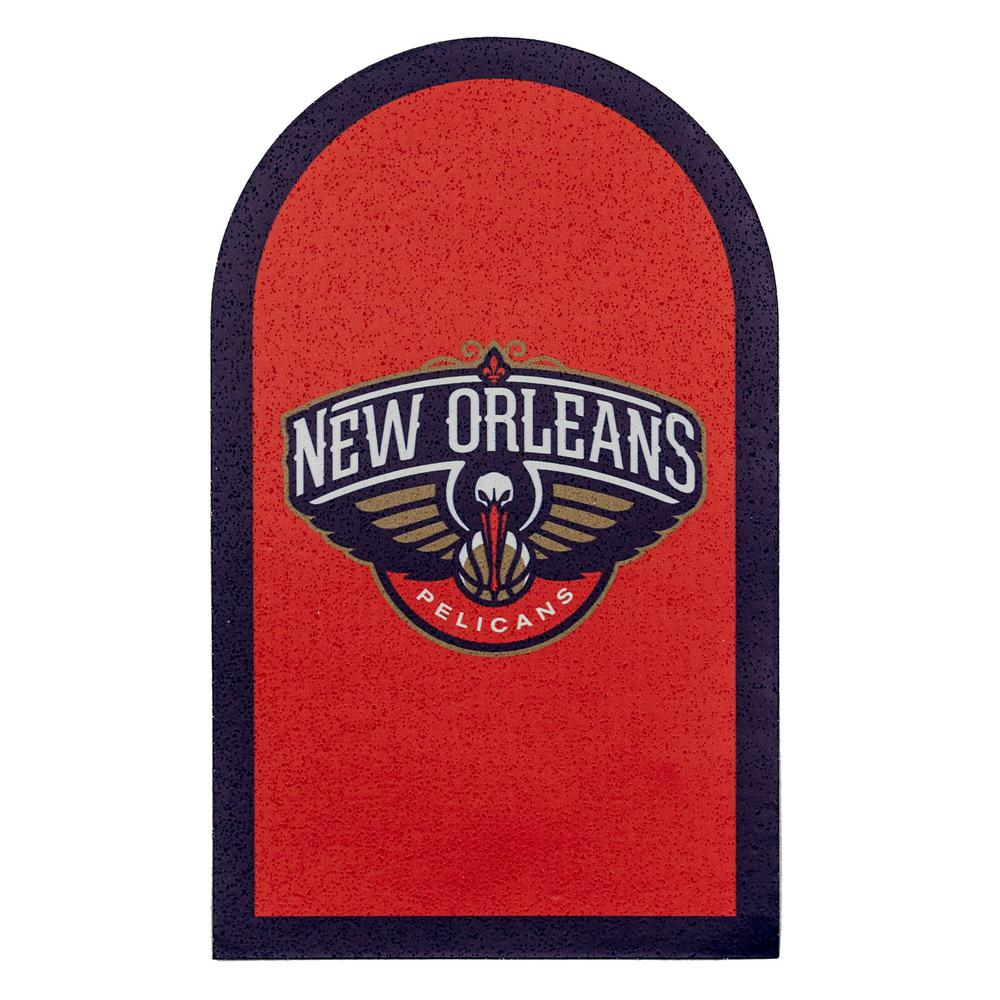Applied Icon NBA New Orleans Pelicans Mailbox Door Logo Graphic
