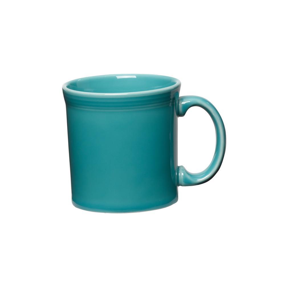 Turquoise Java Mug