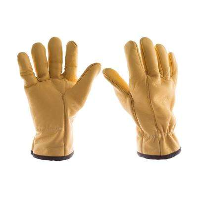 Large Impacto Leather Anti-Vibration Air Glove