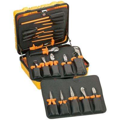 17-Piece Insulated General Purpose Tool Set