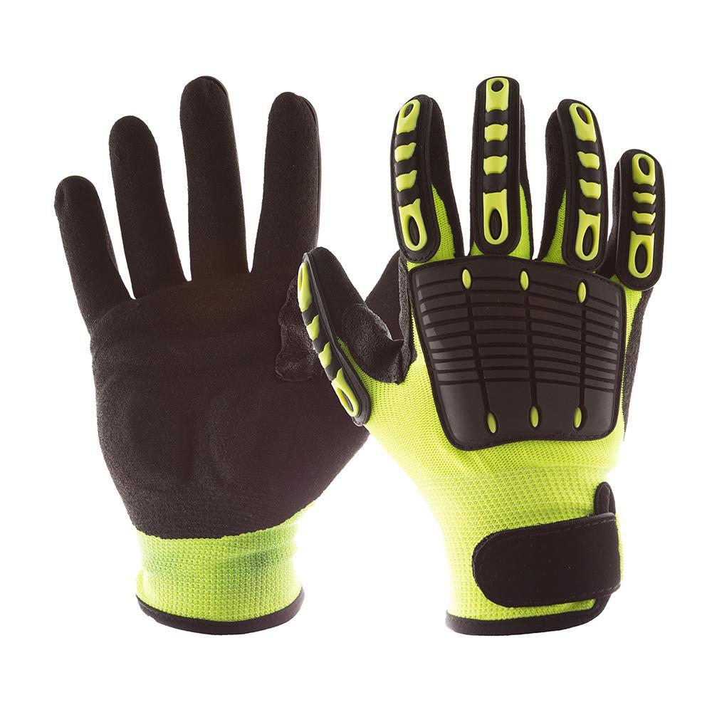 XL Backtracker Back of Hand Anti-Impact Glove