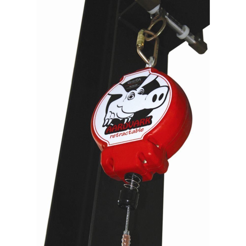 Qualcraft 20 ft. Aardvark Retractable Lifeline-DISCONTINUED