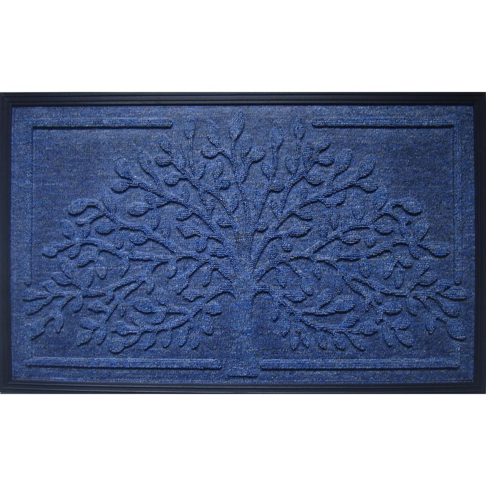 A1hc First Impression Tree Design Molded 18 In X 30 In