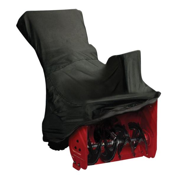 Universal Snow Blower Cover For Units Up To 30 in. Wide with Built-In Bag for Convenient Storage