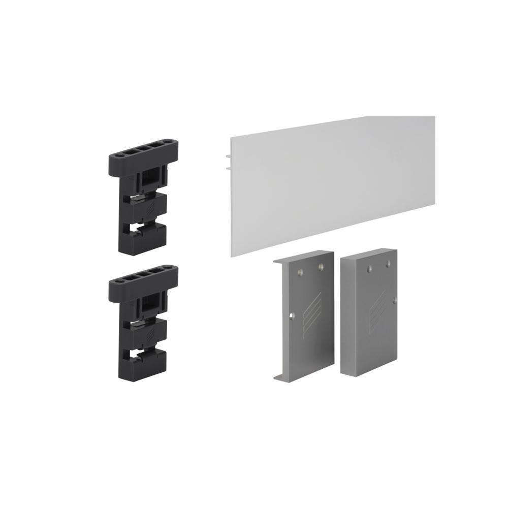 Grant Fascia Head Mount Set For 6 Ft. Grant Sliding Door System SD (150