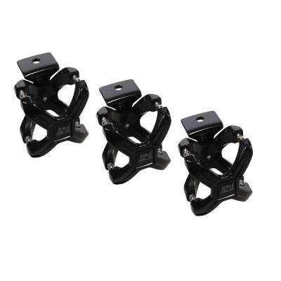 2.25 in. to 3 in. X-Clamp Light Mount (3-Pack)