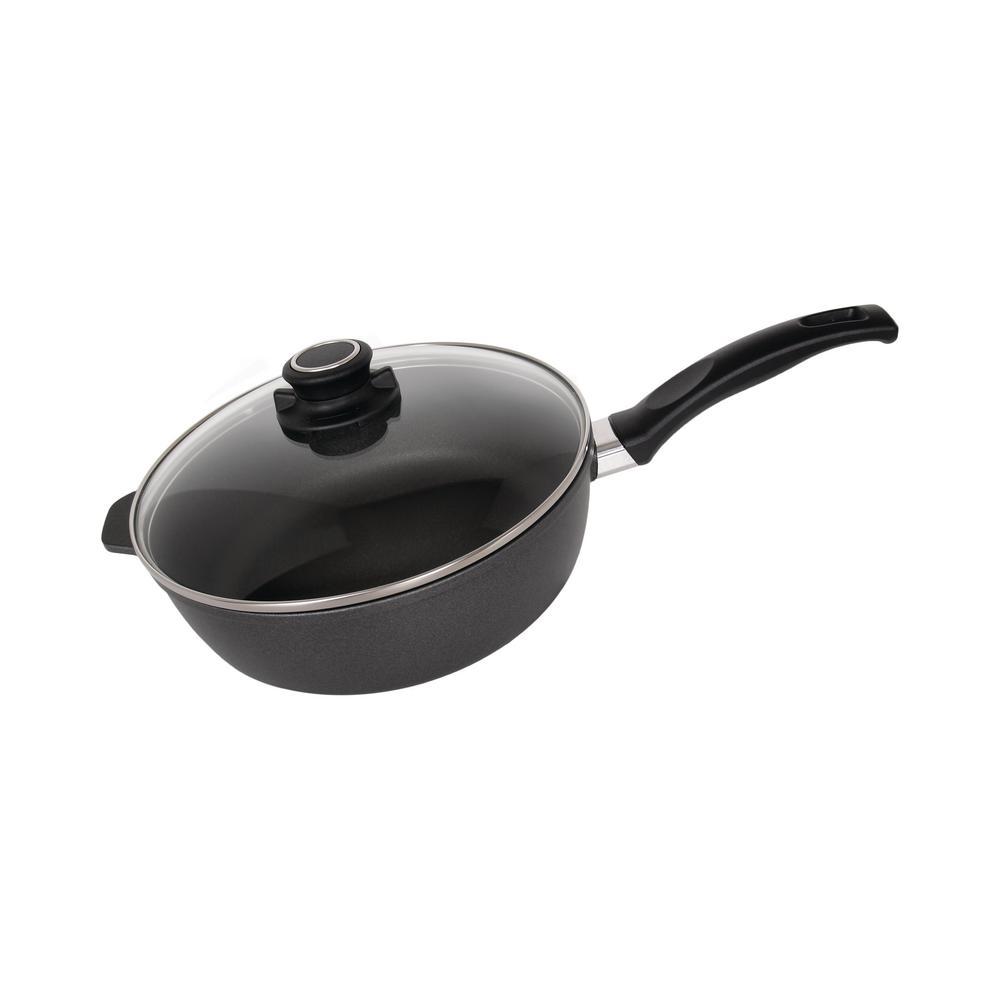 Swiss Titan 4.3 Qt. Saute Pan with Lid