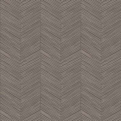 Arrow Weave Cocoa Wallpaper