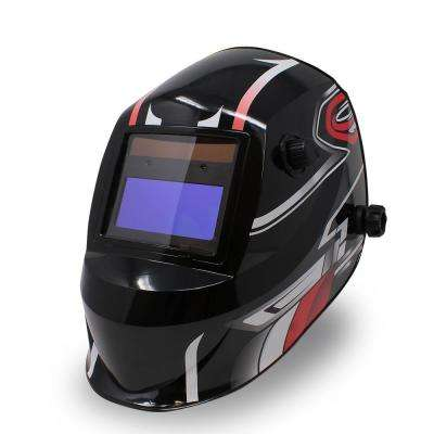 Auto Darkening Variable Shade Welding Helmet