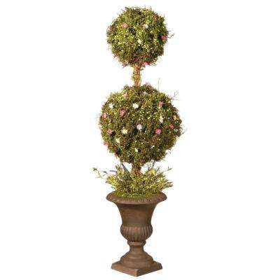 45 in. Spring Topiary Tree