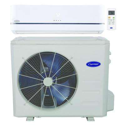Installed Performance Series Residential Ductless Air Conditioner