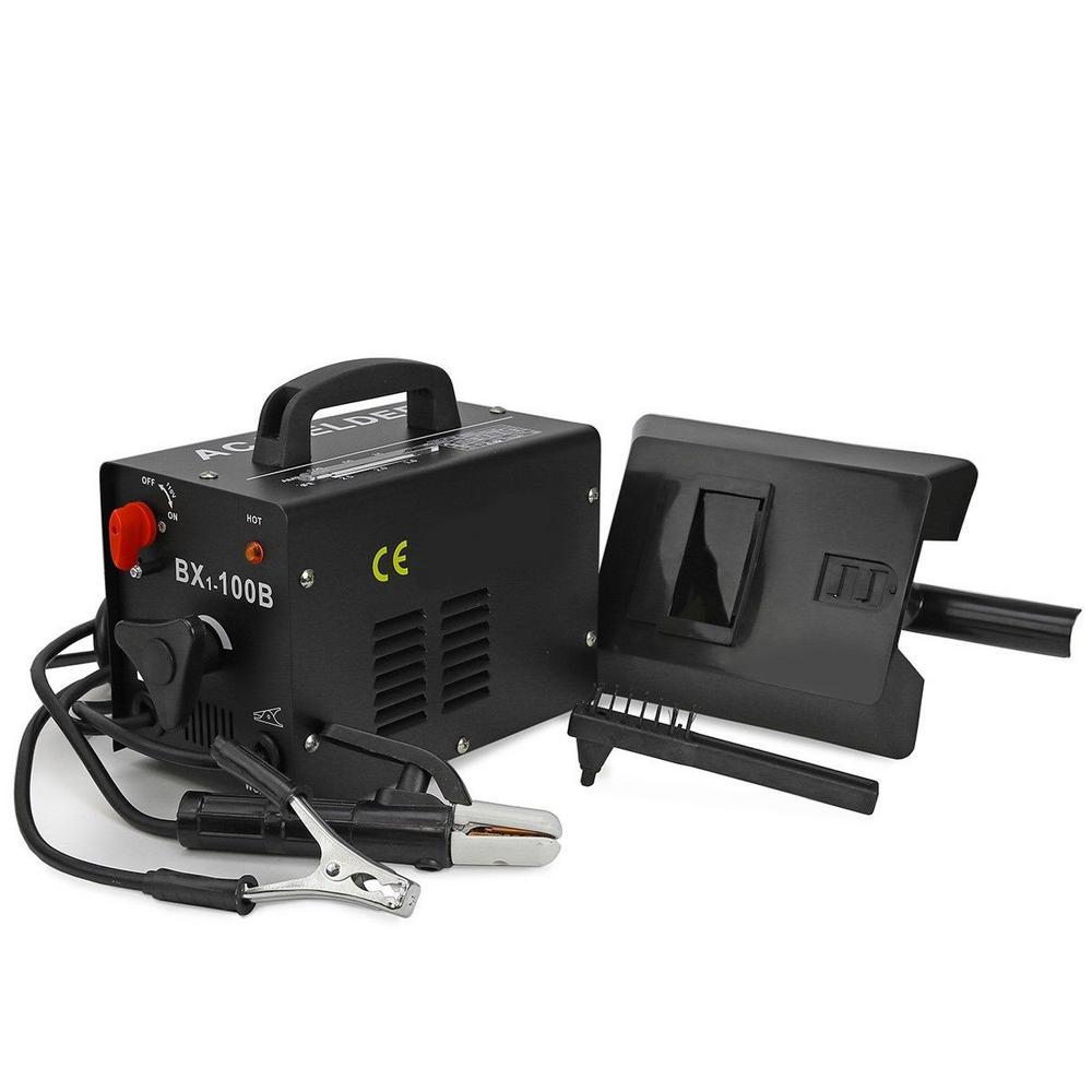 120-Volt 100 Amp Arc Stick Welder AC Inverter