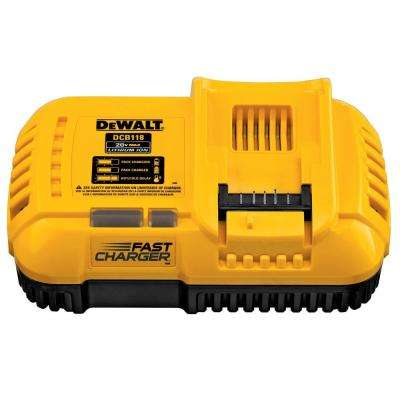 20-Volt MAX Lithium-Ion Fan Cooled Fast Battery Charger