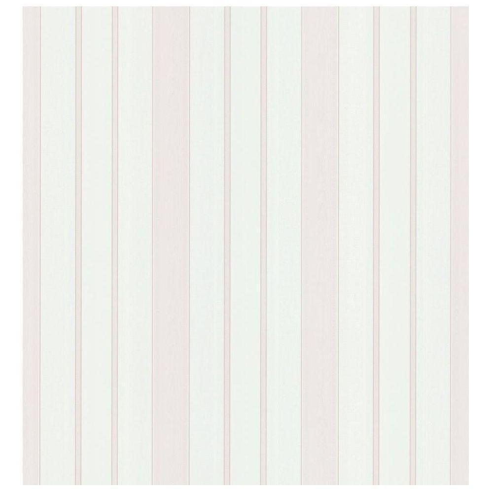 Brewster 8 in. W x 10 in. H Morie Stripe Wallpaper Sample