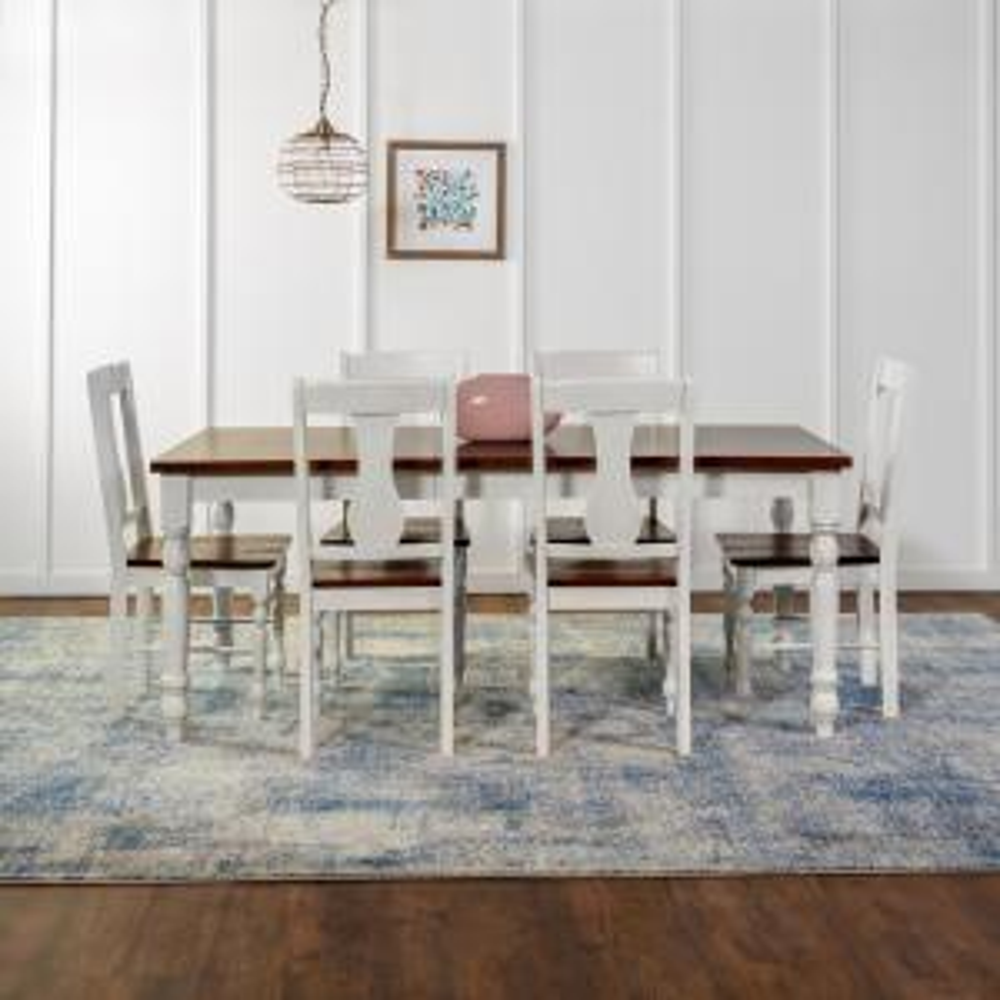 Internet #301205399. +4. Walker Edison Furniture Company Two Toned ...