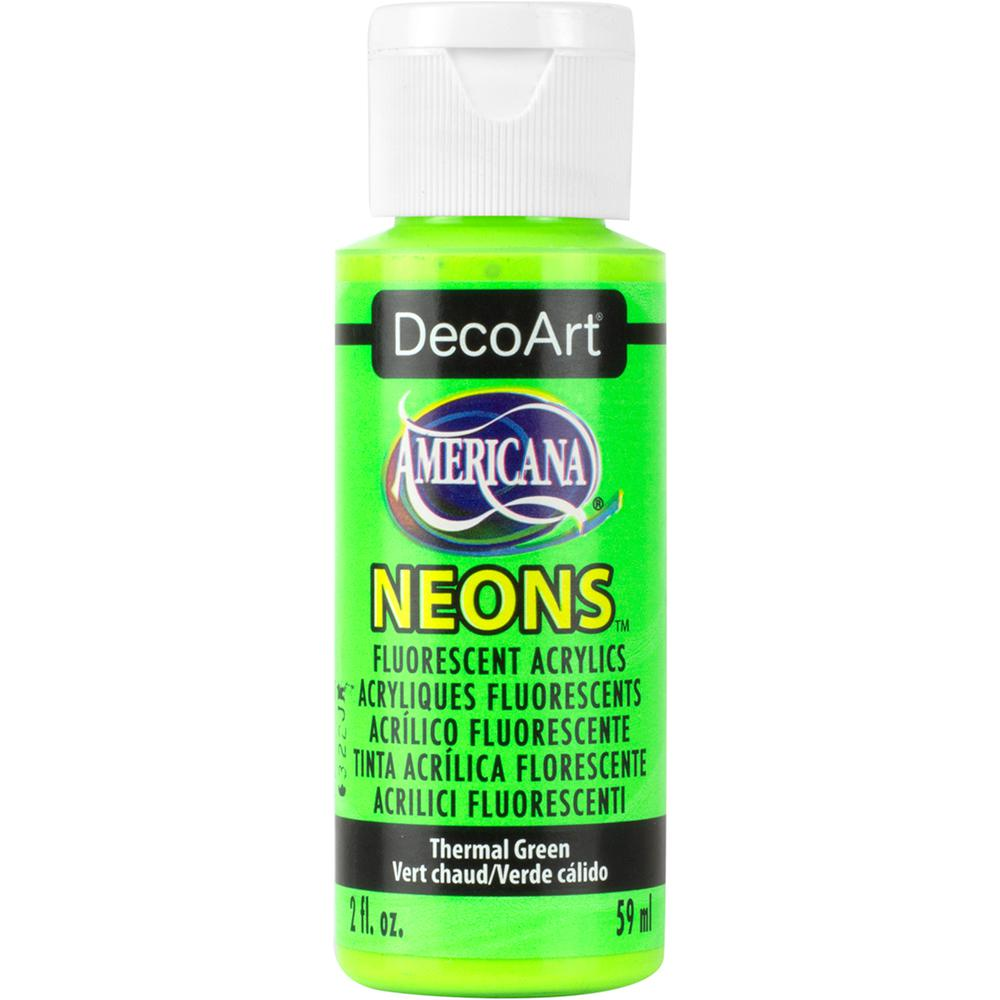 2 oz. Thermal Green Acrylic Paint