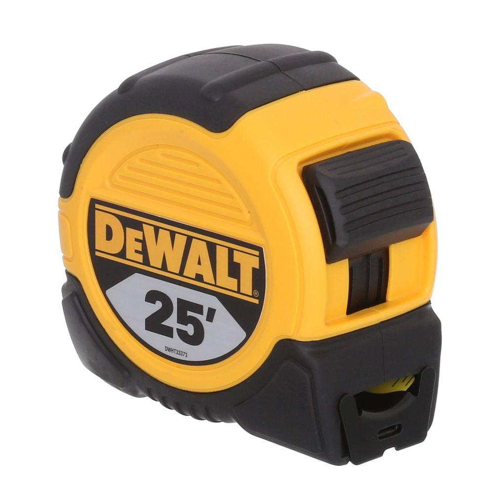 DEWALT 25 ft. 1-1/8 in. Tape Measure