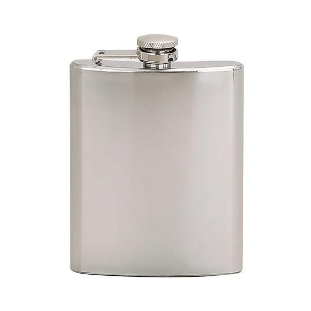 Heim Concept 6 oz. Flask Bright Polished 81416