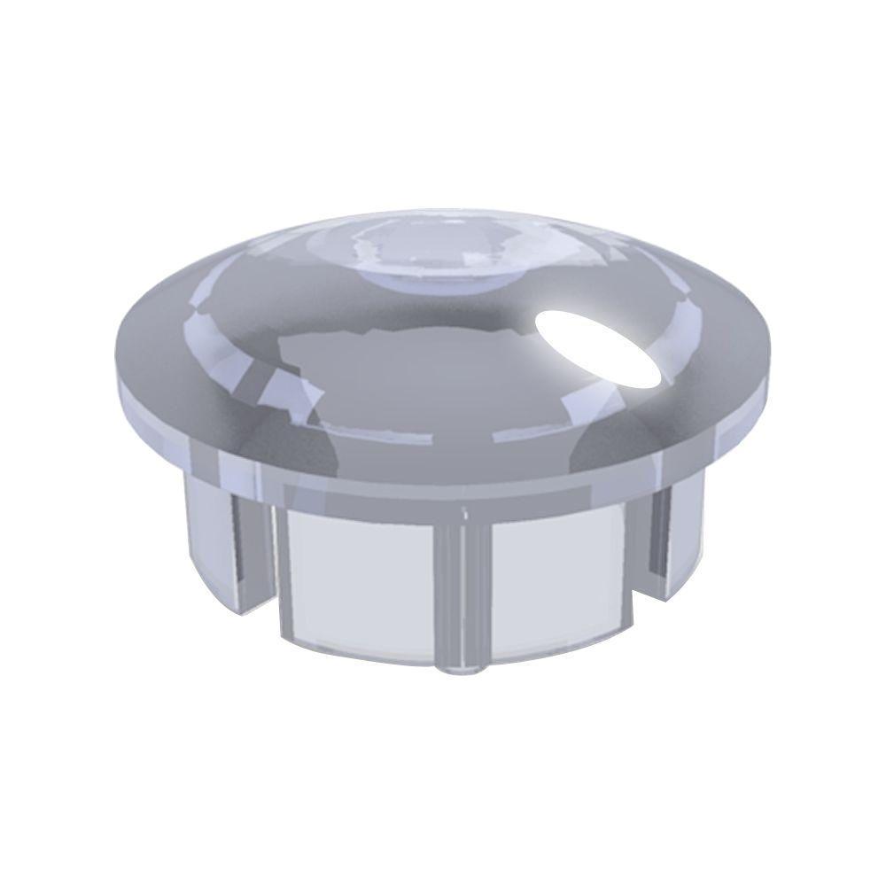 Furniture Grade PVC Internal Dome Cap in Clear  sc 1 st  Home Depot & Formufit 1-1/4 in. Furniture Grade PVC Internal Dome Cap in Clear ...