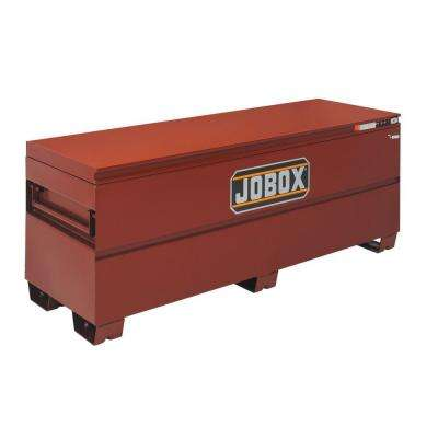 60 in. Long Heavy-Duty Steel Chest with Site-Vault Security System