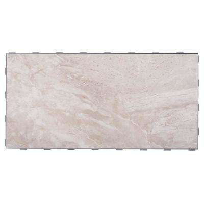 Oyster Grey 12 in. x 24 in. Porcelain Floor Tile (8 sq. ft. / case)