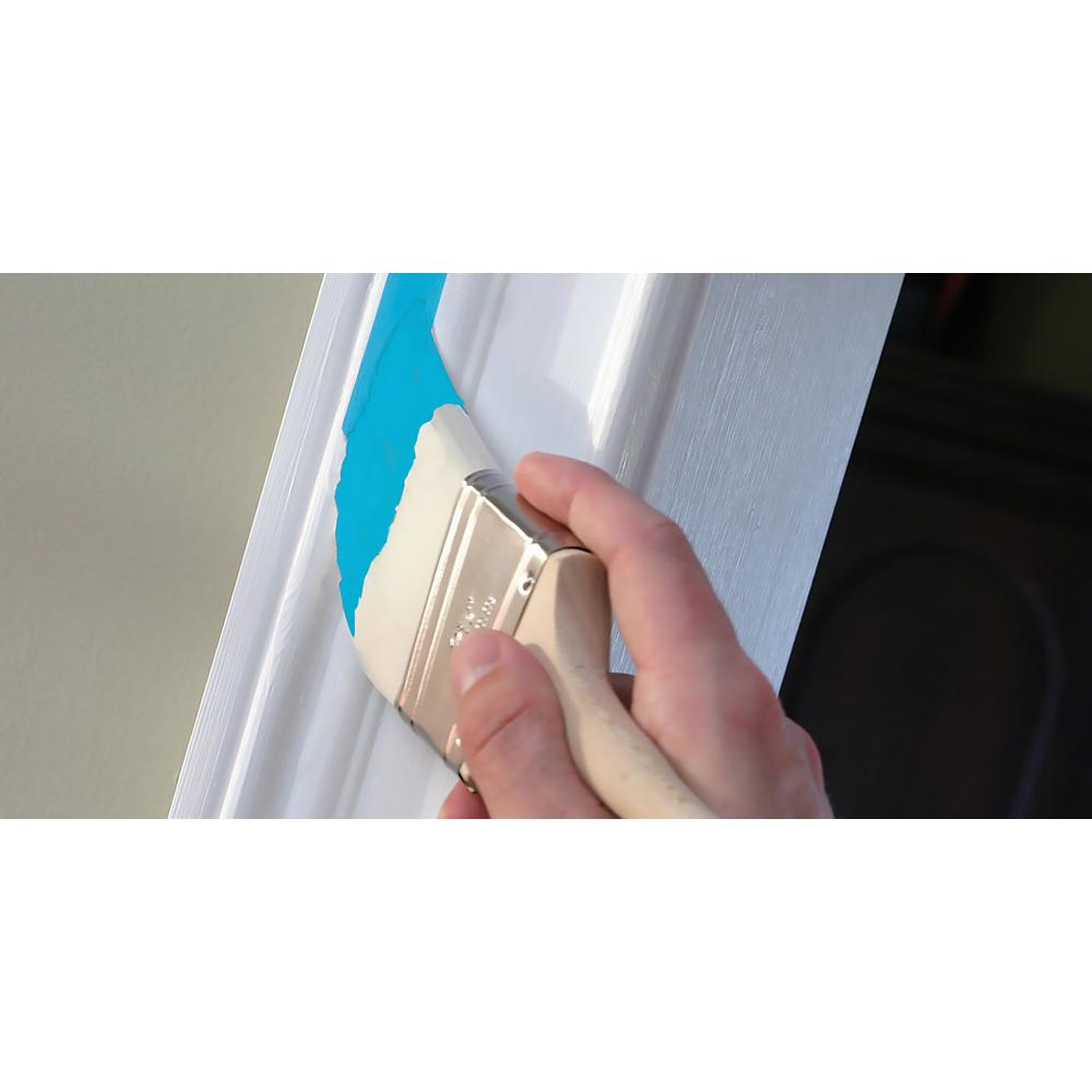 Zibra 2 In Angled Sash Trim Brush Pb200lt The Home Depot