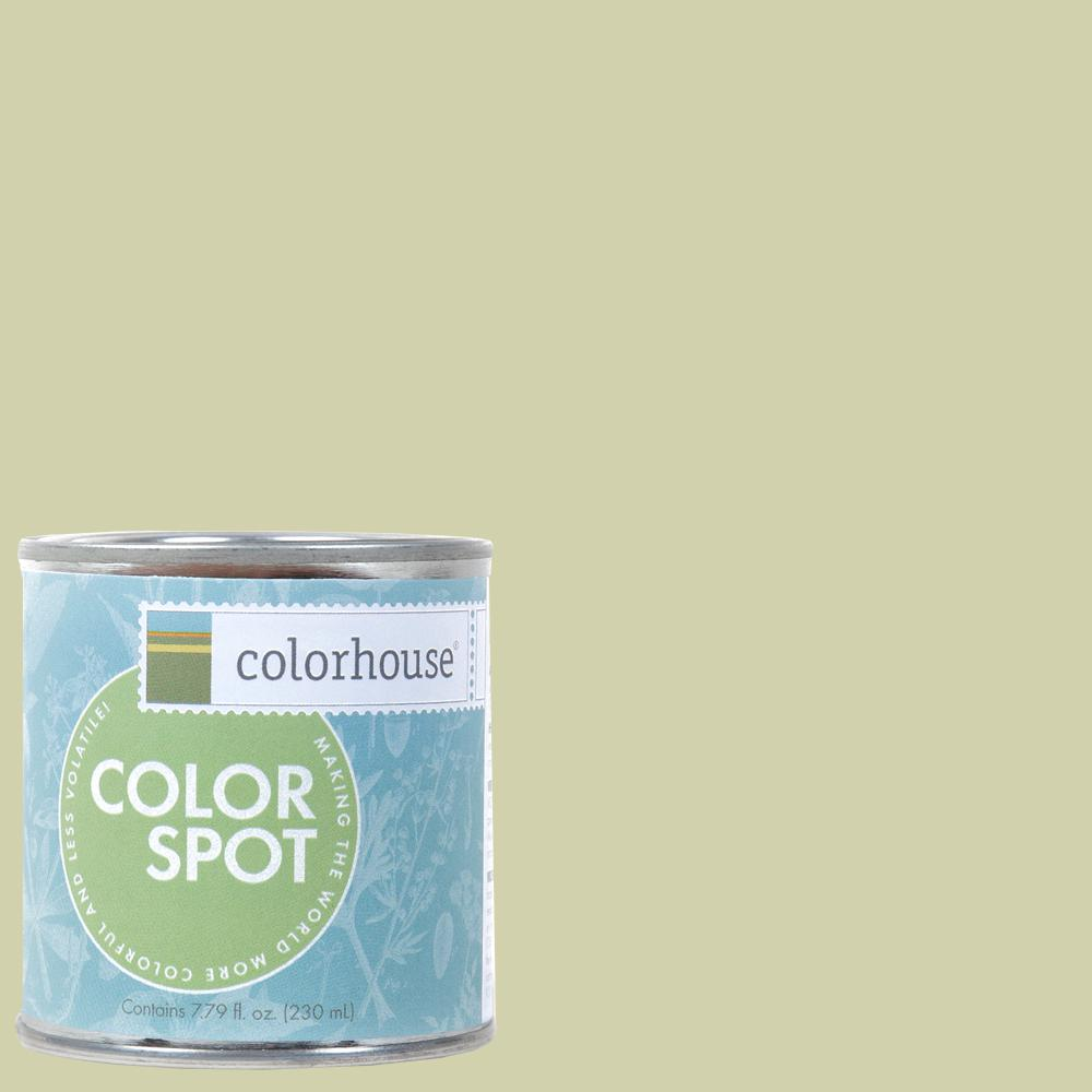 8 oz. Leaf .01 Colorspot Eggshell Interior Paint Sample