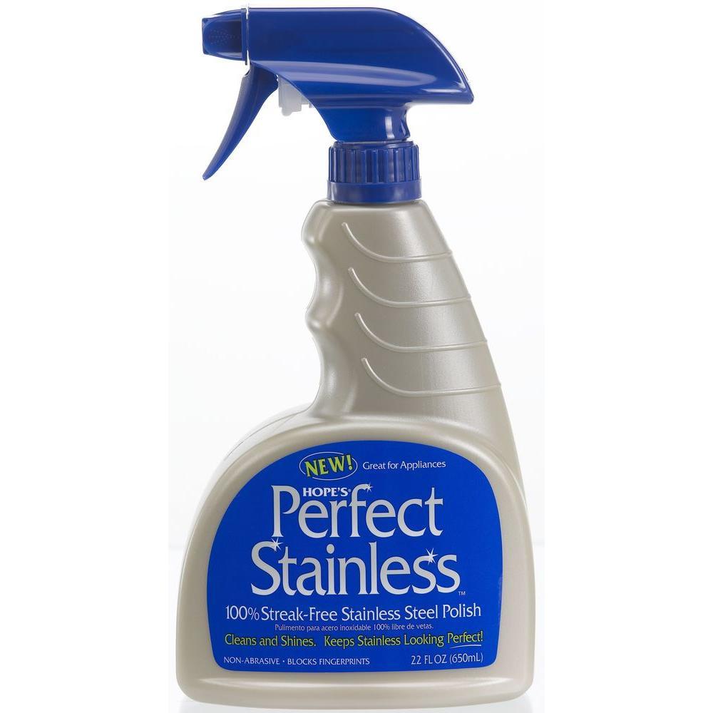 22 oz. Perfect Stainless 100% Streak-Free Stainless-Steel Polish
