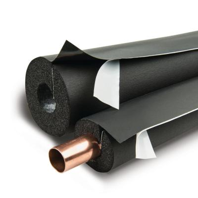 Lap Self-Seal 1-1/2 in. x 1 in. Pipe Insulation - 42 lin. ft./Carton