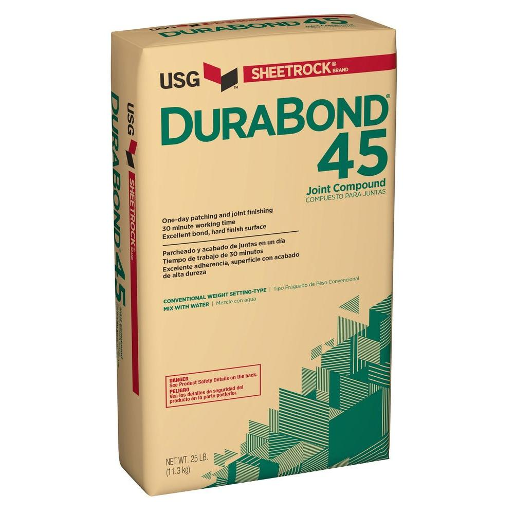 SHEETROCK Brand Durabond 45 25 lb. Setting-Type Joint Compound