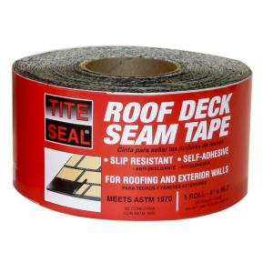 Tite Seal Roof Deck Seam Tape Rds467 The Home Depot