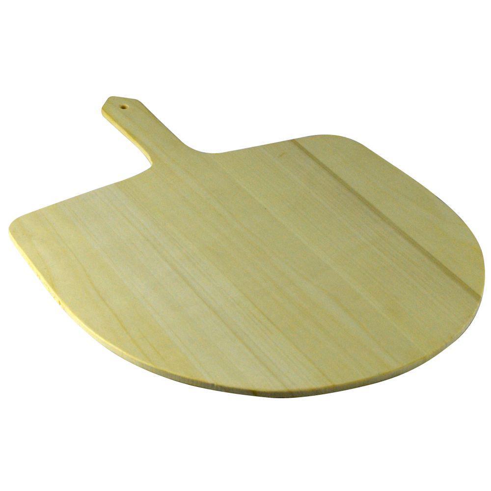 Poplar Wood Pizza Peel Paddle