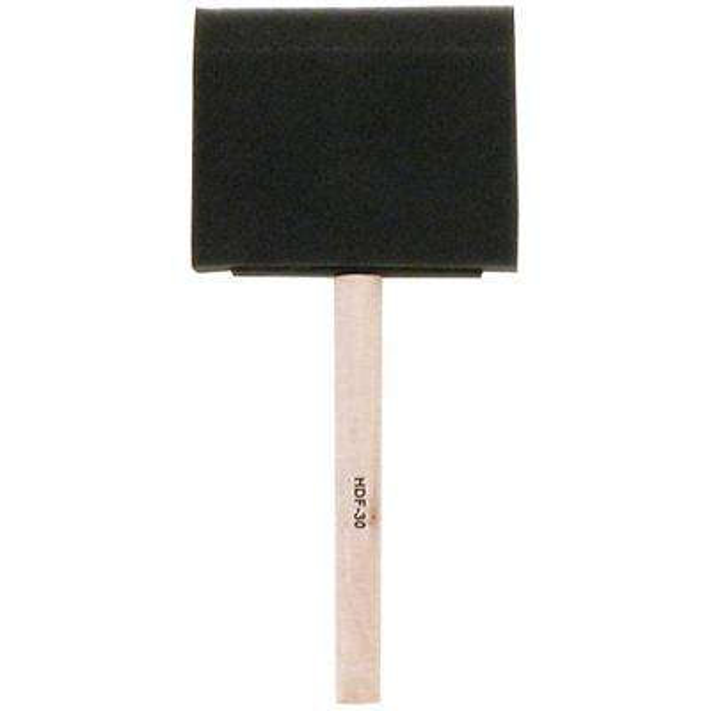 2 in. High Density Foam Brush (48-Pack)