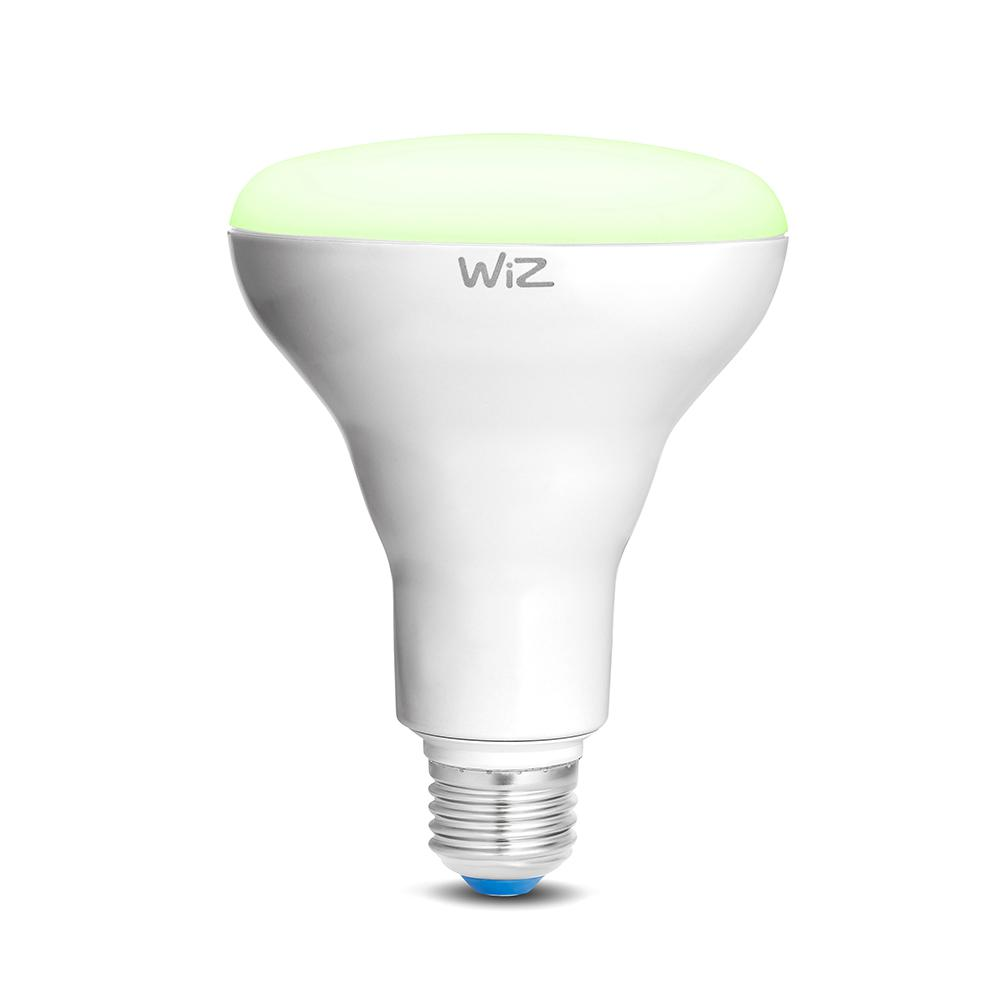 72W Equivalent BR30 Colors and Tunable White Wi-Fi Connected Smart LED