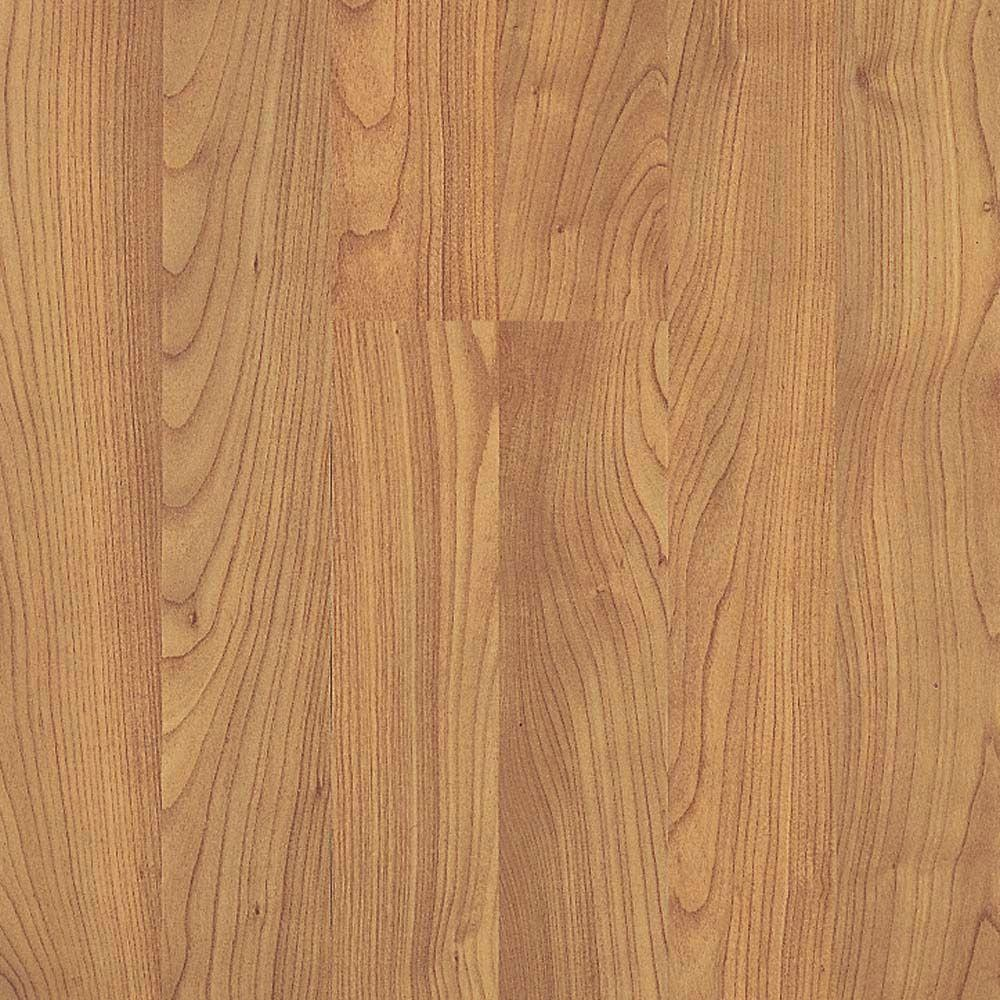 Pergo Presto Cherry, Planked 8 mm Thick x 7-5/8 in. Wide x 47-1/2 in. Length Laminate Flooring-DISCONTINUED
