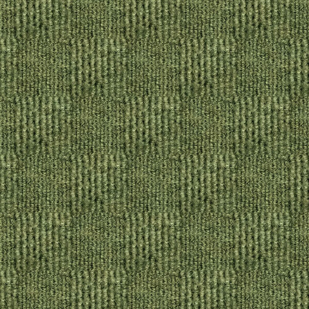 First Impressions City Block Olive Texture 24 in. x 24 in.